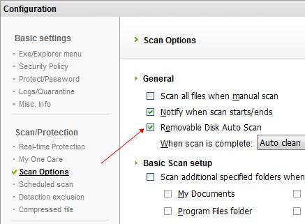 Roboscan no USB scan
