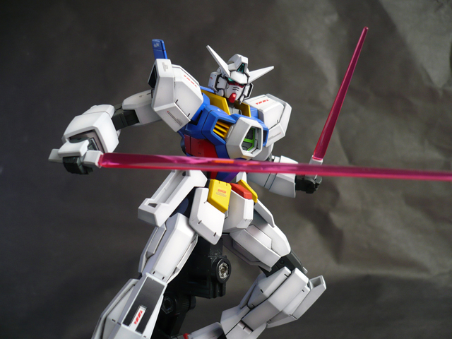 "[Model] ...The Messiah... ""Gundam Age-1"" โดย Butter-T"