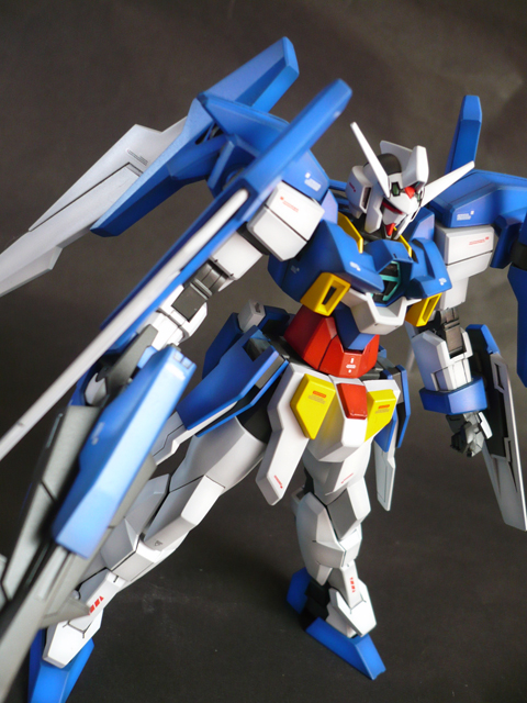 "[Model] ...Next Generation... ""Gundam Age-2"" โดย Butter-T"