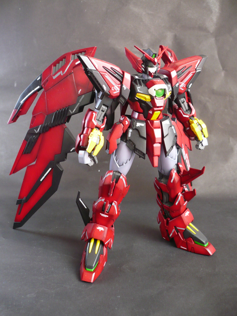 [Model] มังกร 2 หัวจากจีน ...Epyon Fighter.. โดย Butter-T