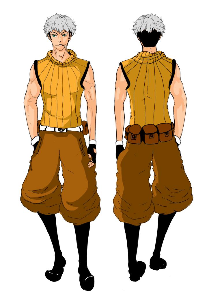 [CF3 Character] ปริภูมิ Paripoom UPDATE 20/9/2013 Intro 100% Characterparipoom